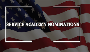 Service Academy Nominations