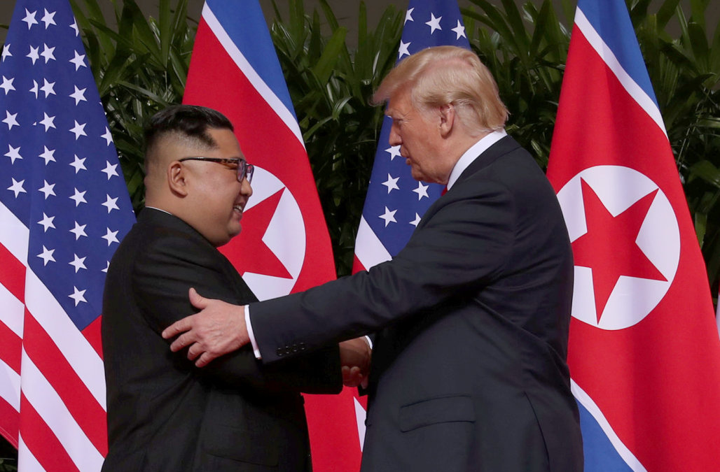 Dr. Bucshon's Statement on President Trump's Summit with North Korea